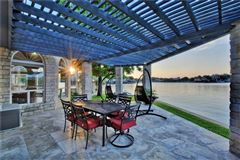 Luxury real estate legacy outdoor living oasis