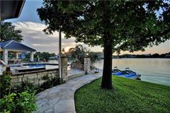 Mansions in legacy outdoor living oasis