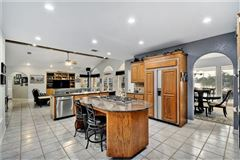 Luxury homes in legacy outdoor living oasis