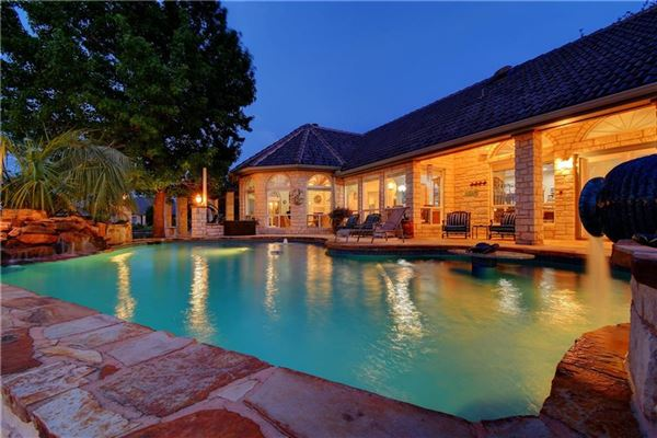 legacy outdoor living oasis luxury homes