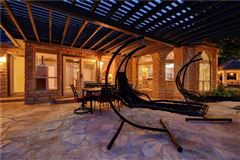 Luxury homes legacy outdoor living oasis