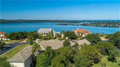Mansions in Impressivecustom home on a prominent corner lot