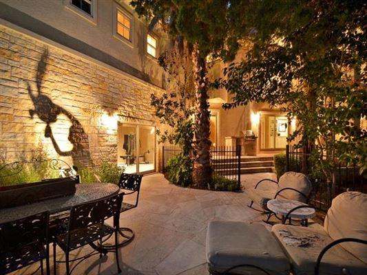 Luxury homes Impressivecustom home on a prominent corner lot