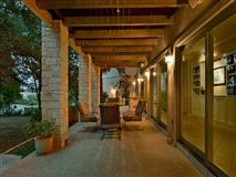 Luxury real estate Impressivecustom home on a prominent corner lot