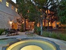 Impressivecustom home on a prominent corner lot  luxury homes