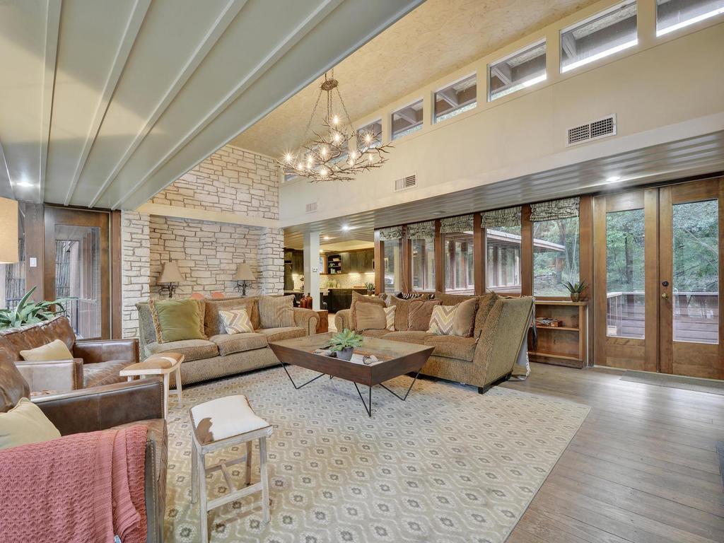 Luxury properties iconic Lake Austin waterfront