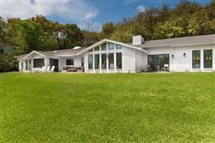 Recently updated mid-century modern home luxury real estate