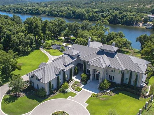 European Inspired Lake Austin Estate Texas Luxury Homes