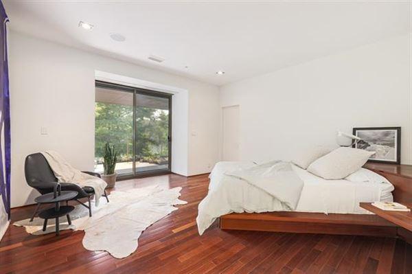 extensive remodel in a Zen-like lakeside setting luxury properties