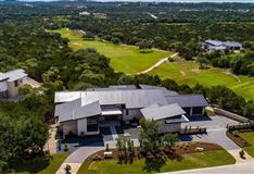 Mansions stunning hill country and golf course views