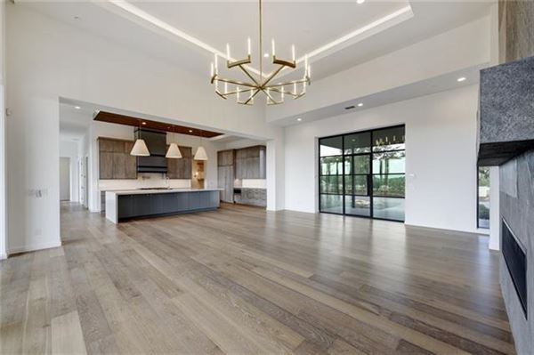 Luxury properties stunning hill country and golf course views