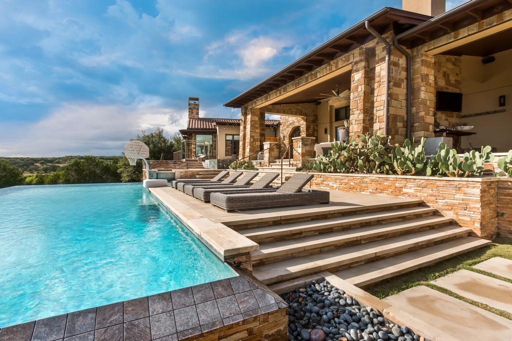 Luxury real estate Spanish Oaks estate