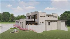 Luxury homes new contemporary in gated Scenic View