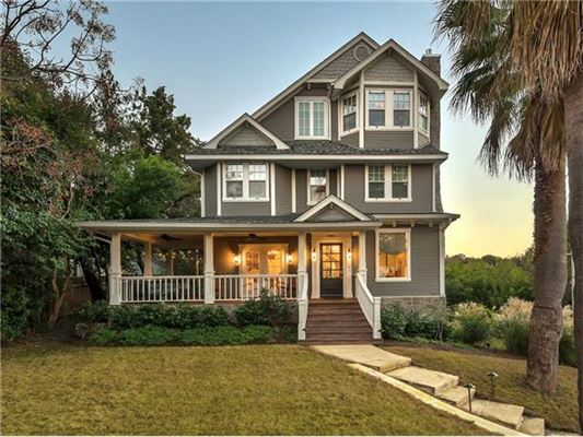 masterfully remodeled 100 year old victorian home texas luxury