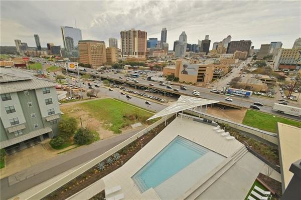 Luxury real estate THE Penthouse in Tyndall