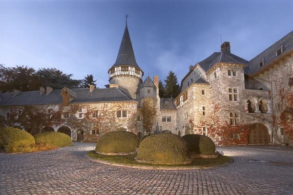 Stately Castle In Eastern Belgium Belgium Luxury Homes