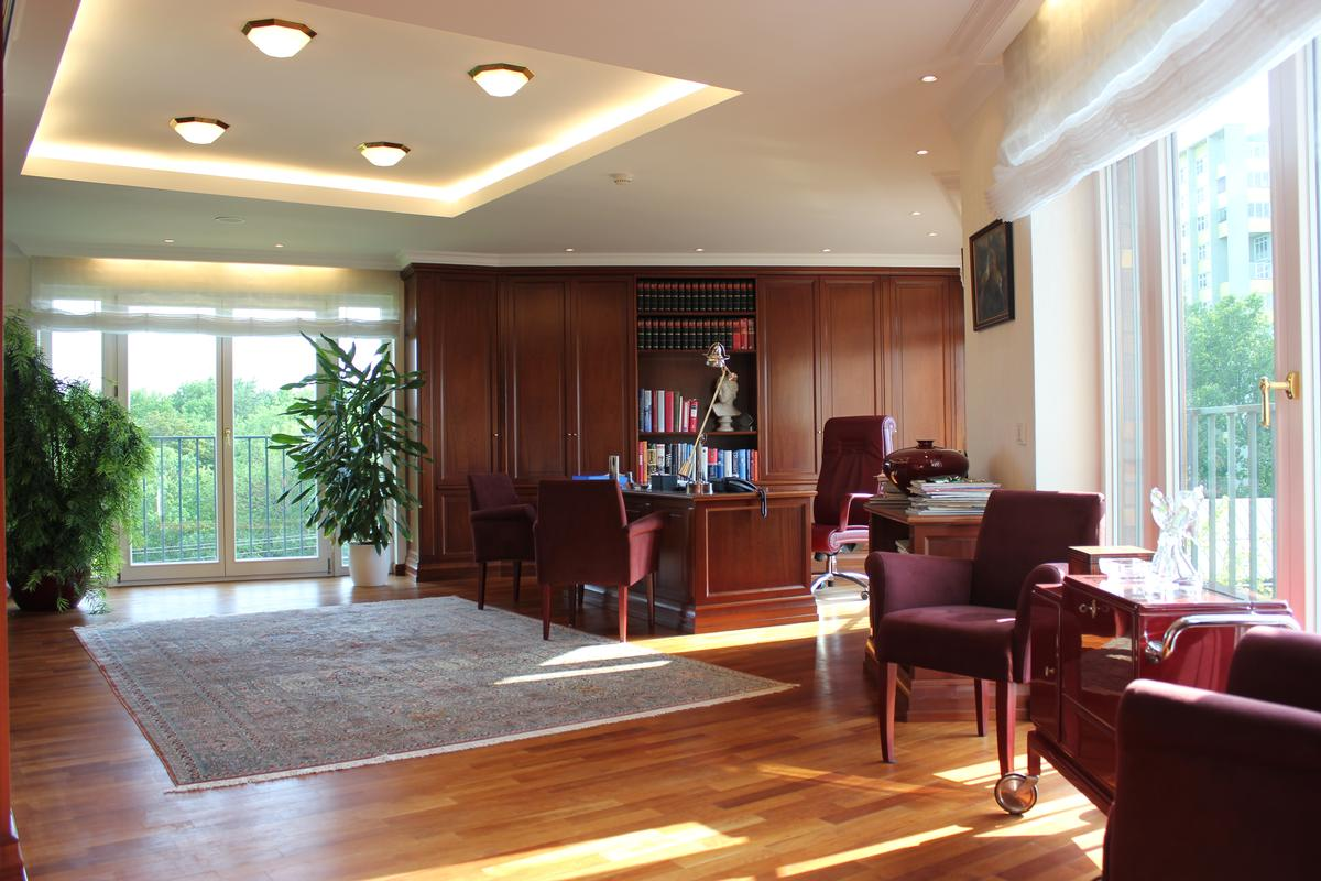 Extravagant Penthouse at the Tiergarten luxury properties