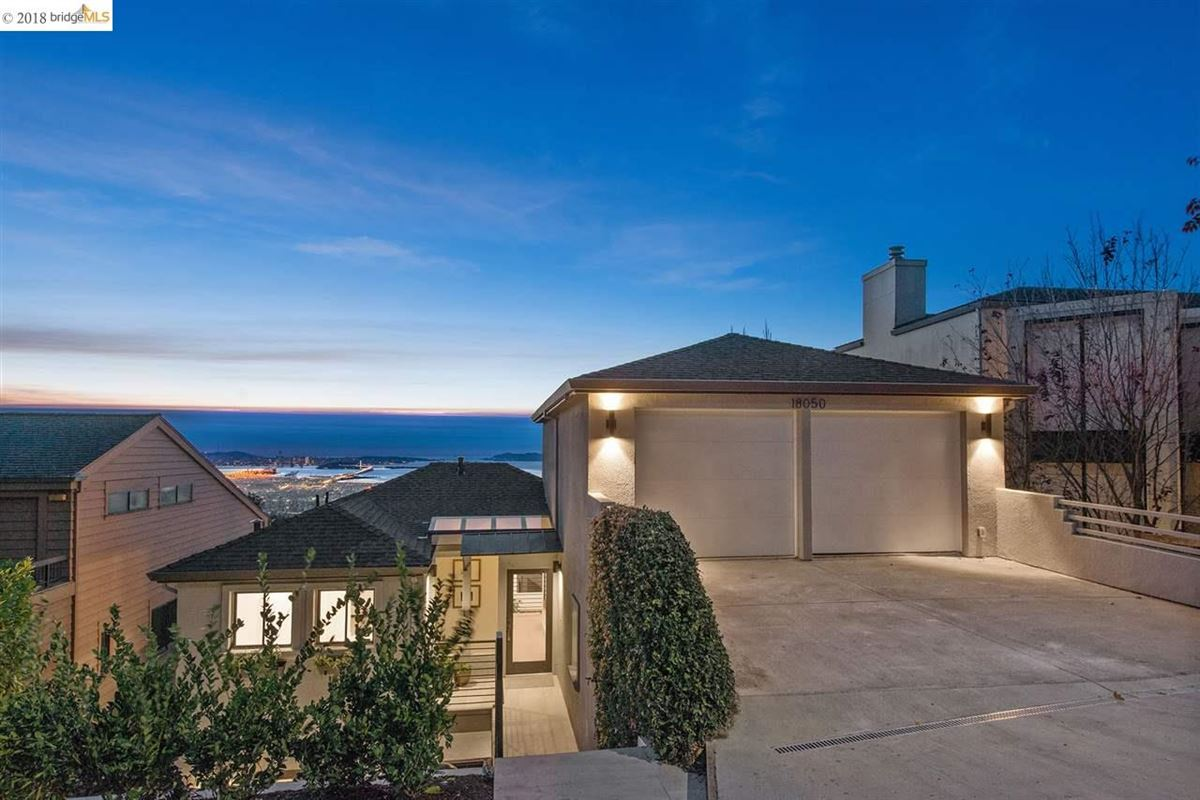 Sold: Panoramic San Francisco View Modern Home