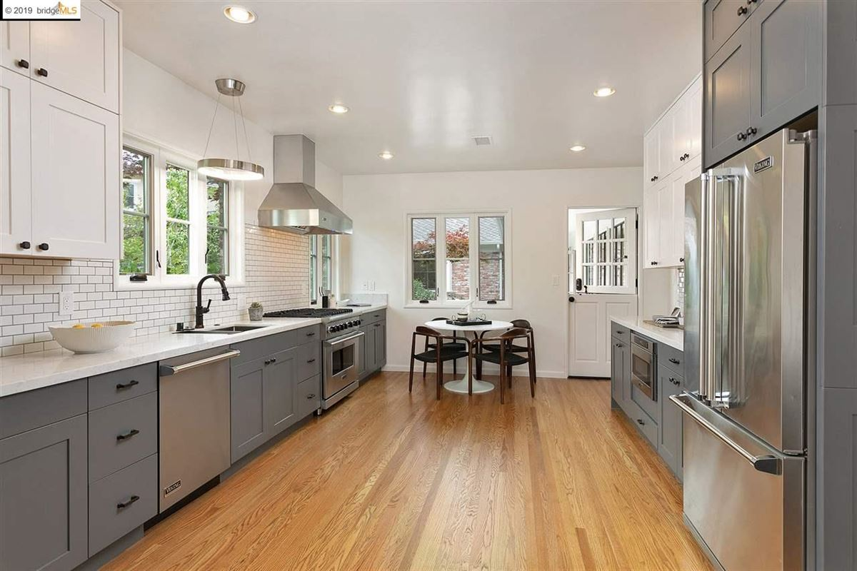 Mansions beautifully renovated single-level home