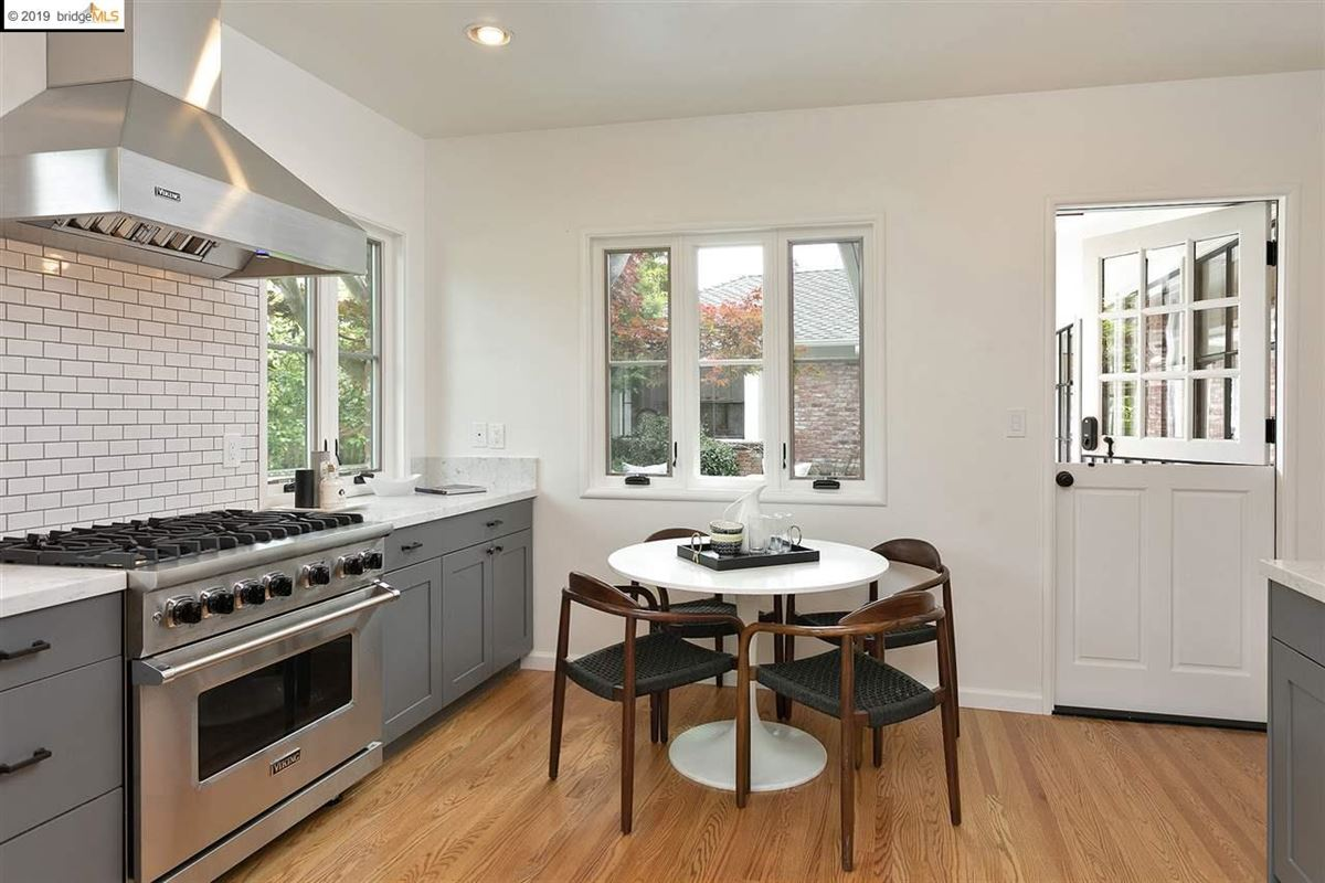Mansions in beautifully renovated single-level home