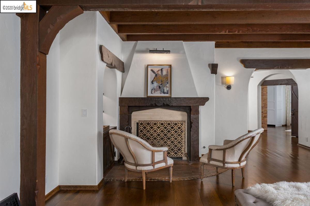 thoughtfully renovated Piedmont residence luxury real estate