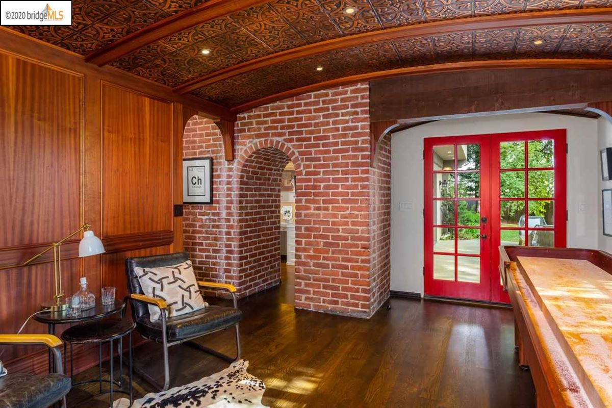 thoughtfully renovated Piedmont residence luxury properties