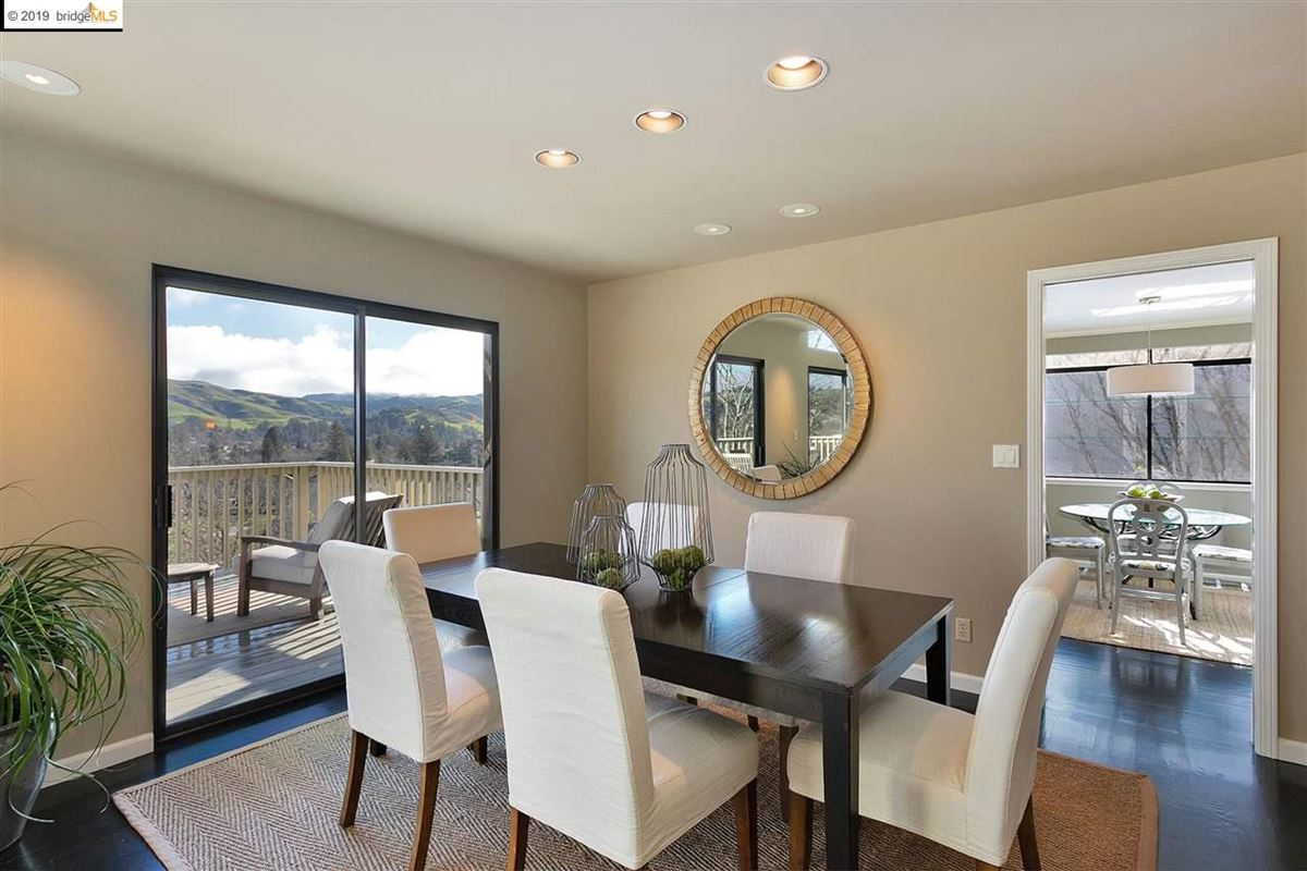 Luxury homes Spacious Moraga Country Club home