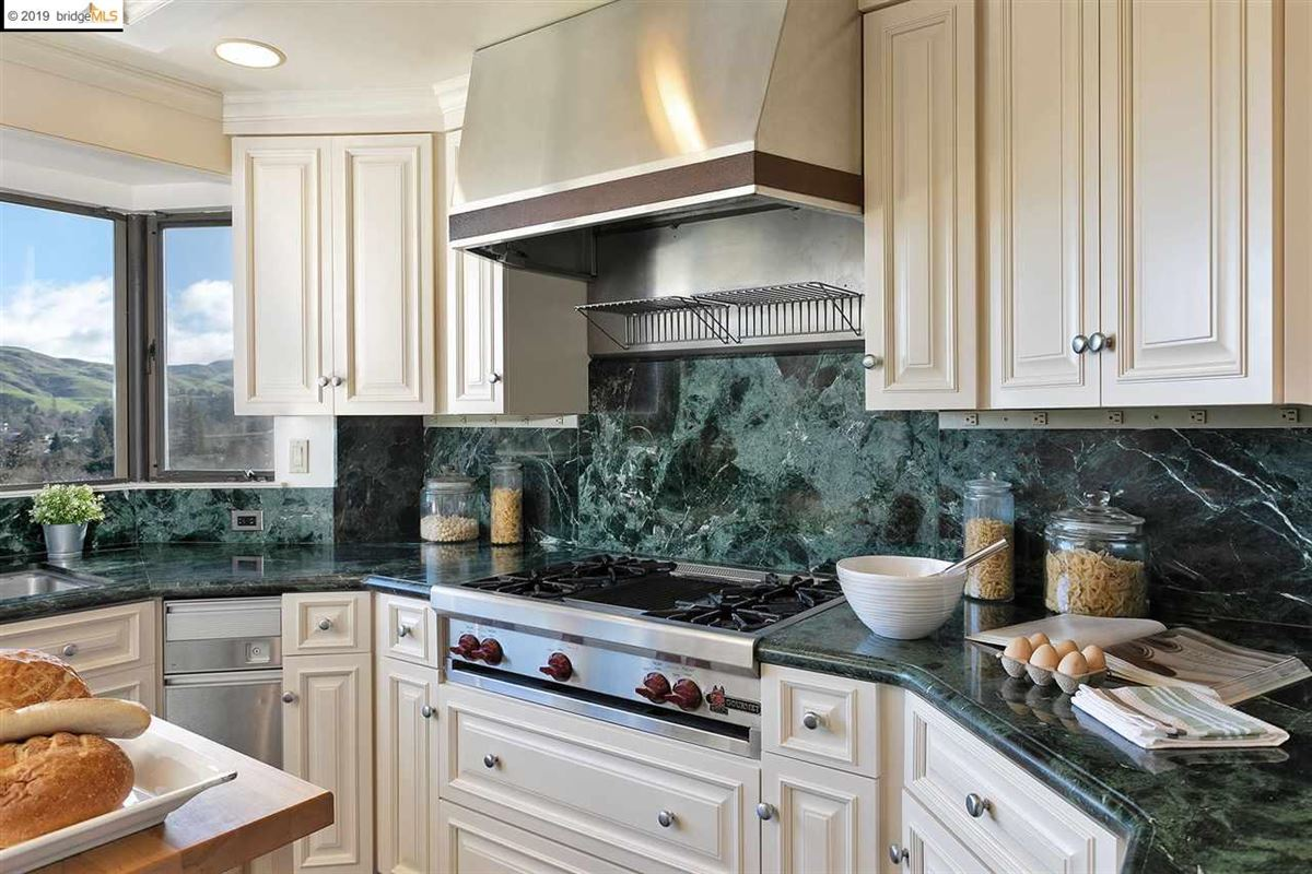 Luxury properties Spacious Moraga Country Club home