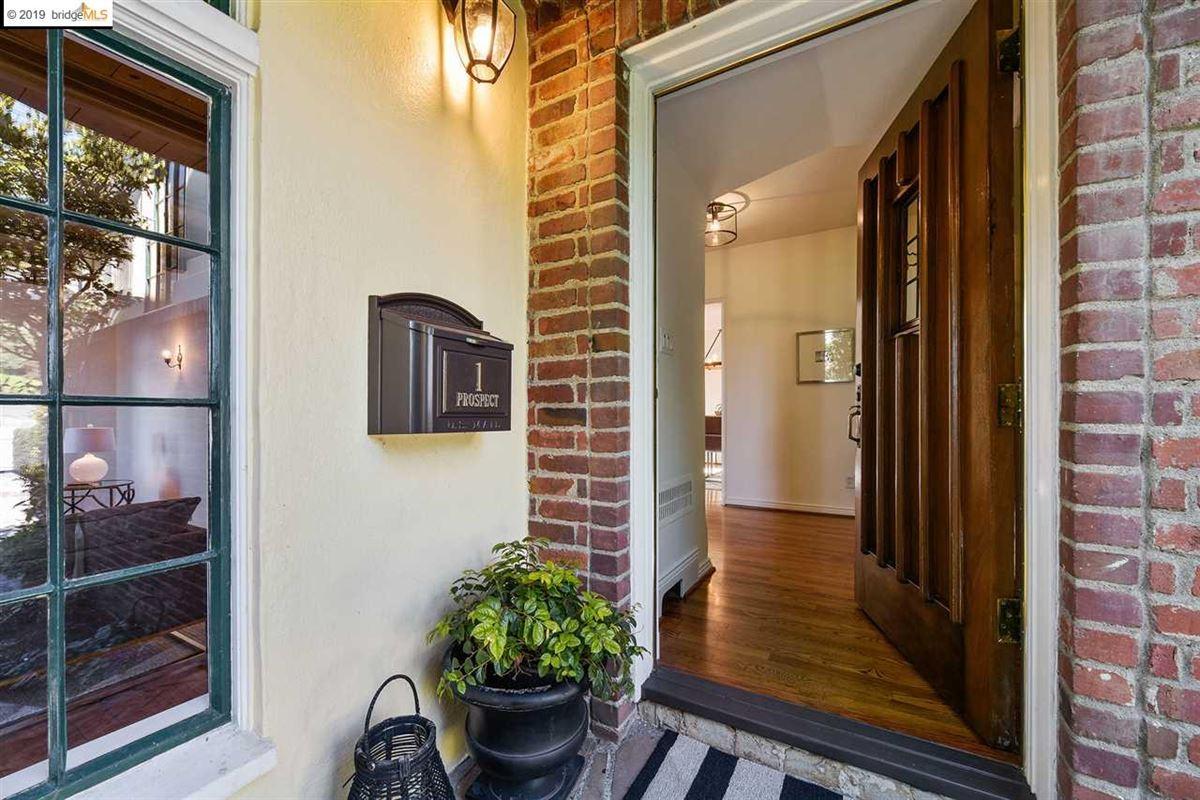 Luxury homes Enchanting Piedmont storybook Tudor