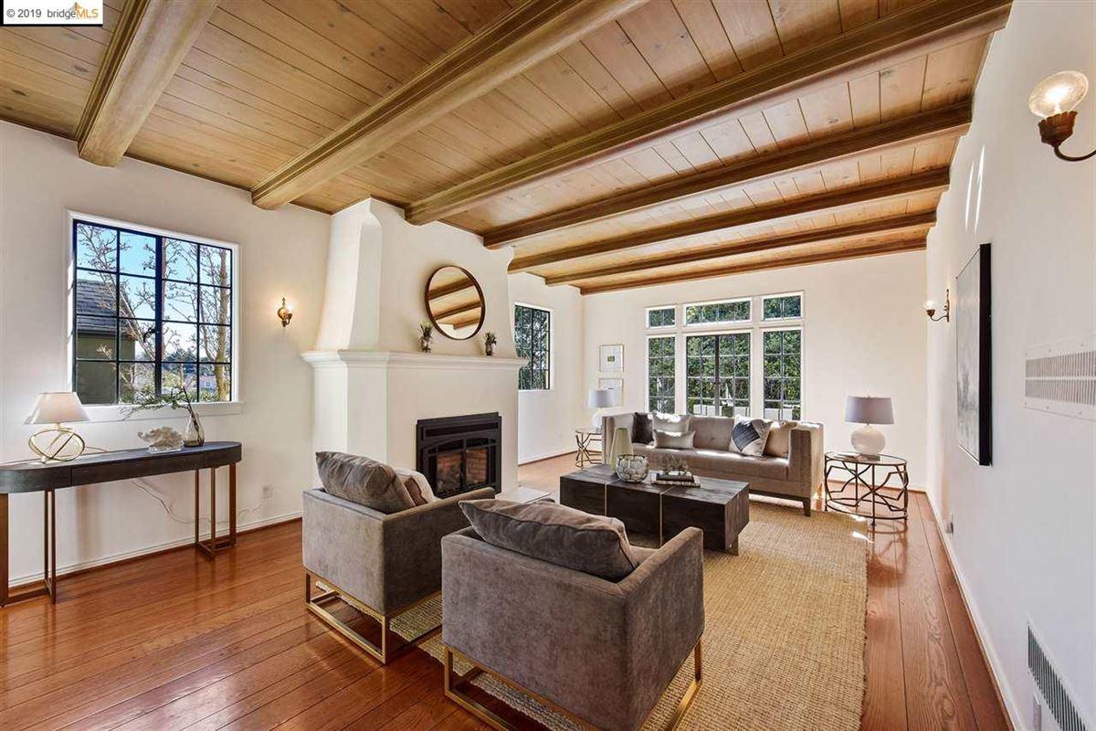 Enchanting Piedmont storybook Tudor  luxury real estate
