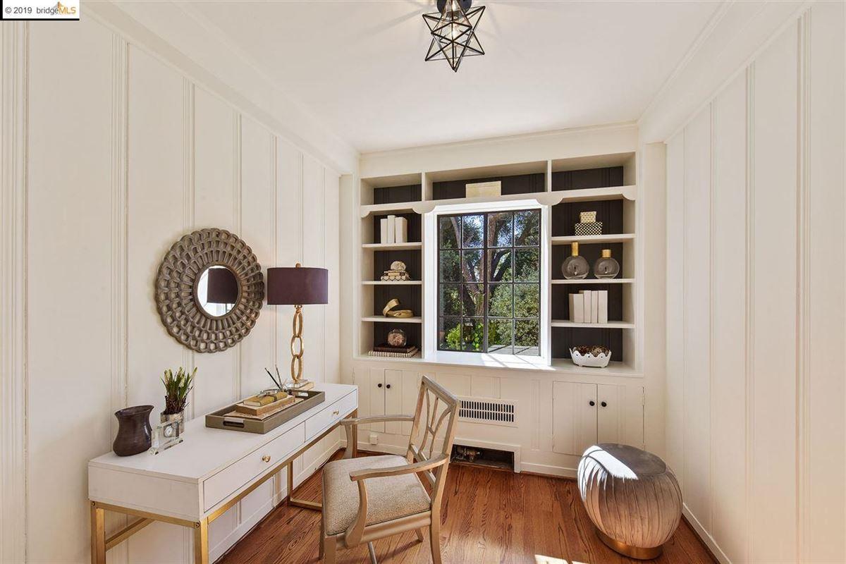 Luxury homes in Enchanting Piedmont storybook Tudor