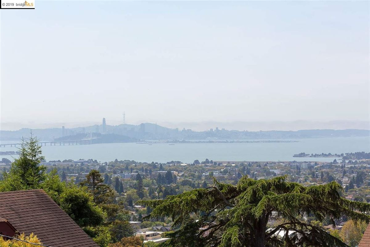 Luxury real estate A rare gem with beautiful Bay views