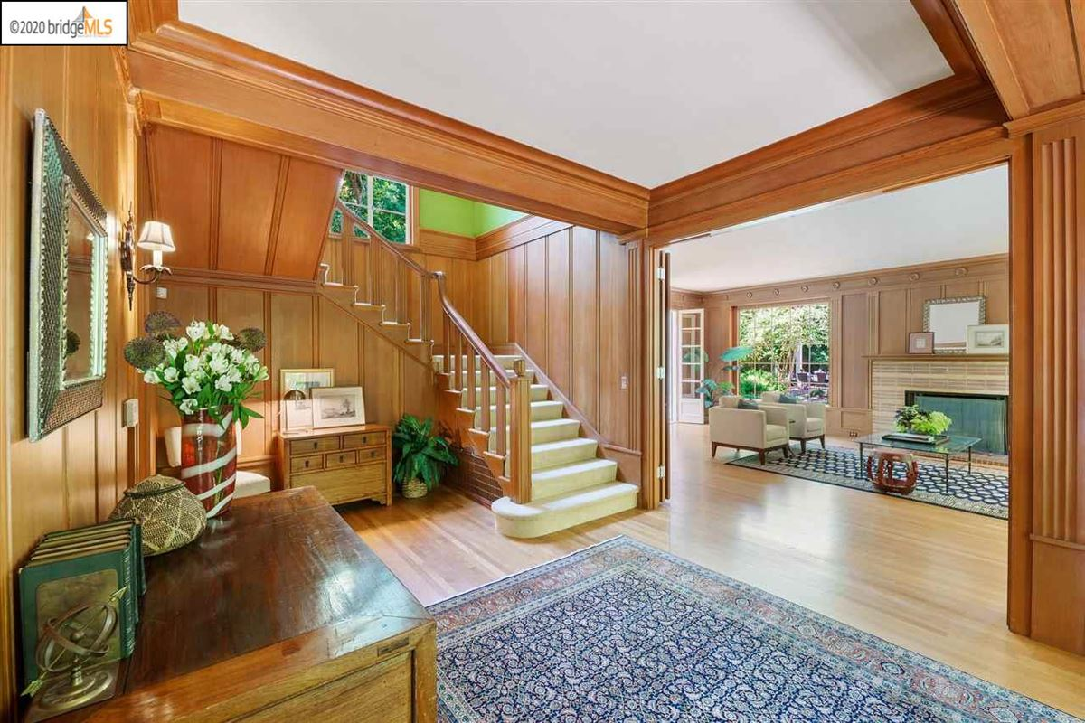 Luxury homes one-of-a-kind Julia Morgan-designed home