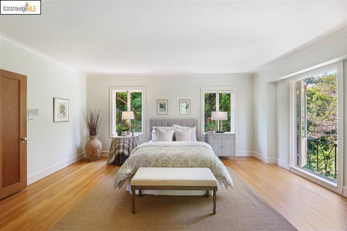 one-of-a-kind Julia Morgan-designed home luxury real estate