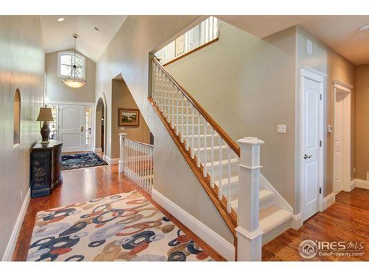 Luxury homes Once in a lifetime location in fort collins