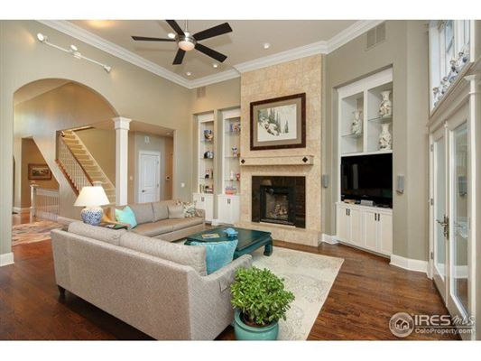 Luxury homes in Once in a lifetime location in fort collins