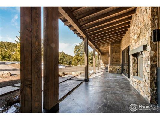 Beautiful timber-frame home on 23 private acres luxury homes