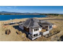 new custom home with west-facing views luxury homes