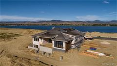 Luxury homes stunning custom home has amazing west facing views