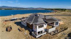 stunning custom home has amazing west facing views luxury homes
