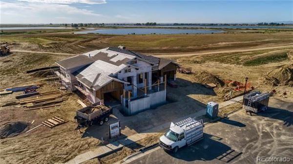 Luxury real estate stunning custom home has amazing west facing views