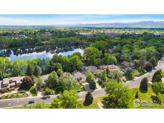 Mansions Lakefront Property in the Heart of Fort Collins, CO
