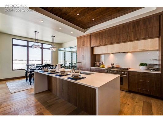 Luxury properties exceptional home with modern aesthetic