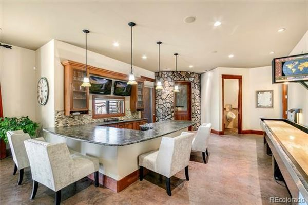 Mansions Awesome high-end custom home