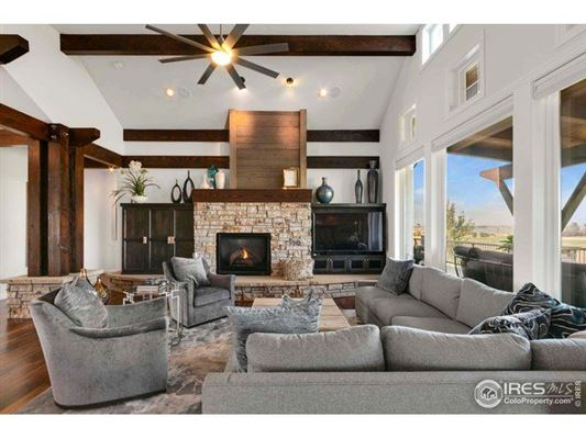 Excellent custom home in Harmony Club luxury real estate