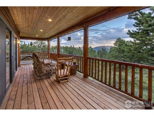 Luxury real estate amazing property with  gorgeous panoramic mountain views