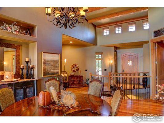 Luxury properties Eagle Ranch Estates home