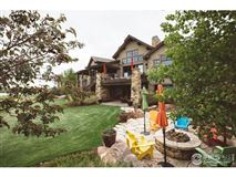 Unbeatable views of lake and mountain luxury homes