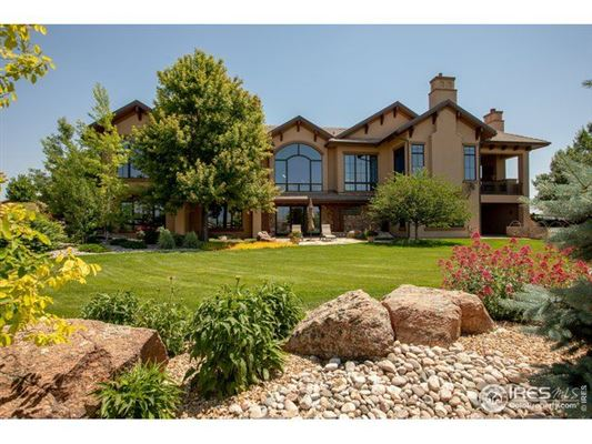 Mansions Elegant Colorado Estate Home