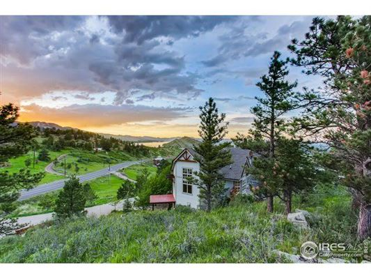 Luxury real estate Enjoy mountain living